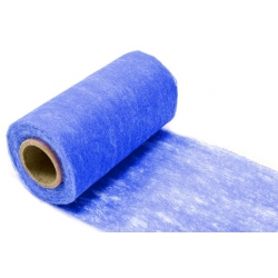 Rouleau intisse bleu royal