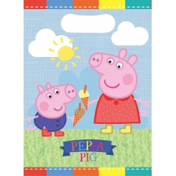 Sacs cadeaux Peppa Pig