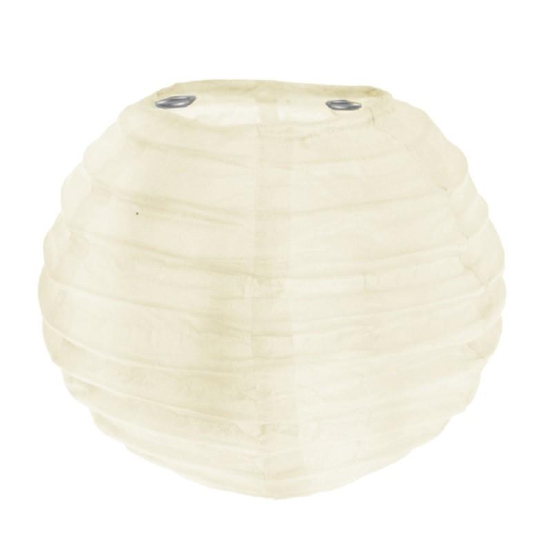 Lanternes ivoires 7.5 cm