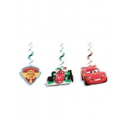 Decorations à suspendre Cars Ice™  cm