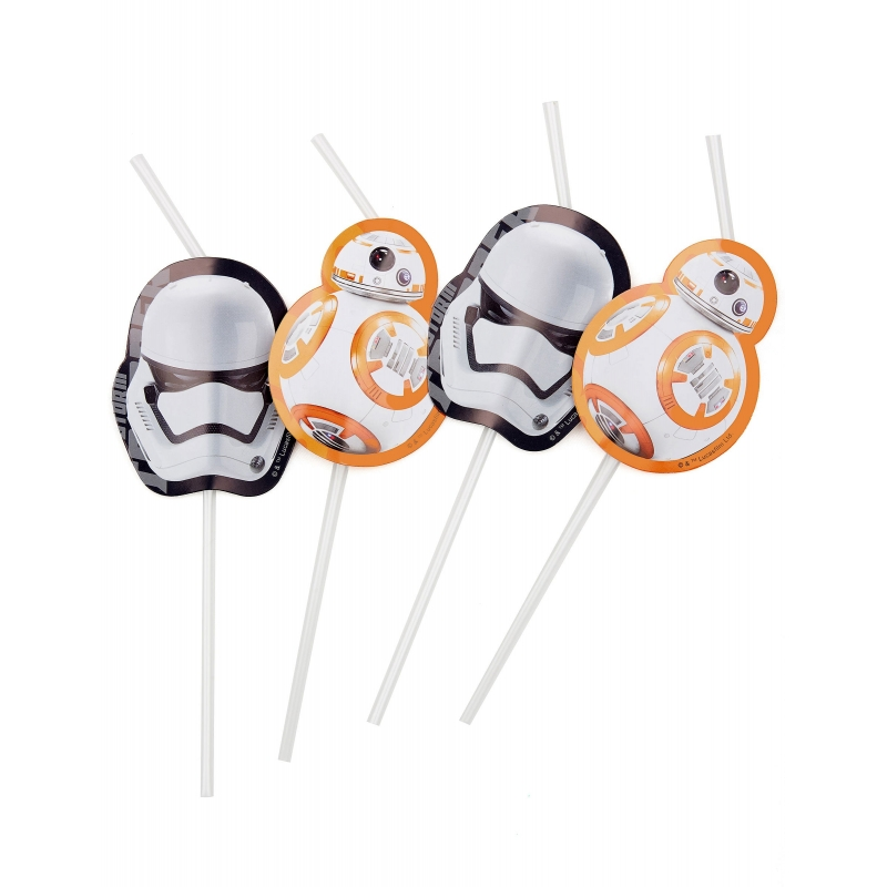 Pailles medaillon Star Wars VII