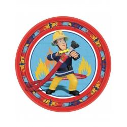 Assiettes  cm Sam le pompier