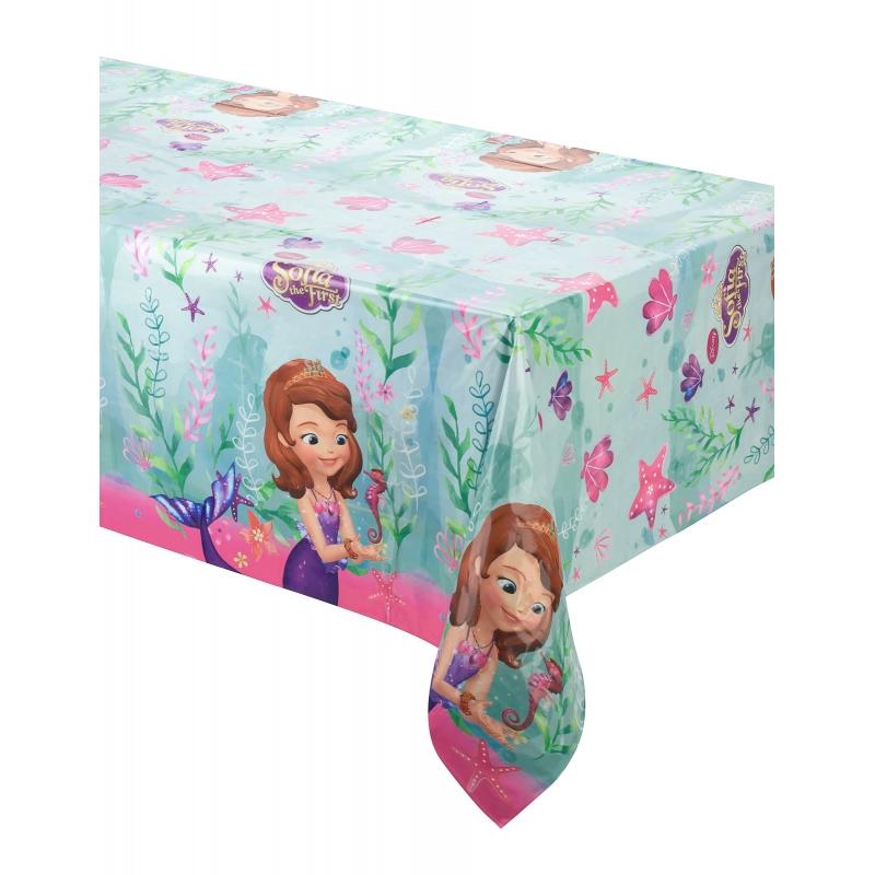 Nappe en plastique Princesse Sofia™  x  cm