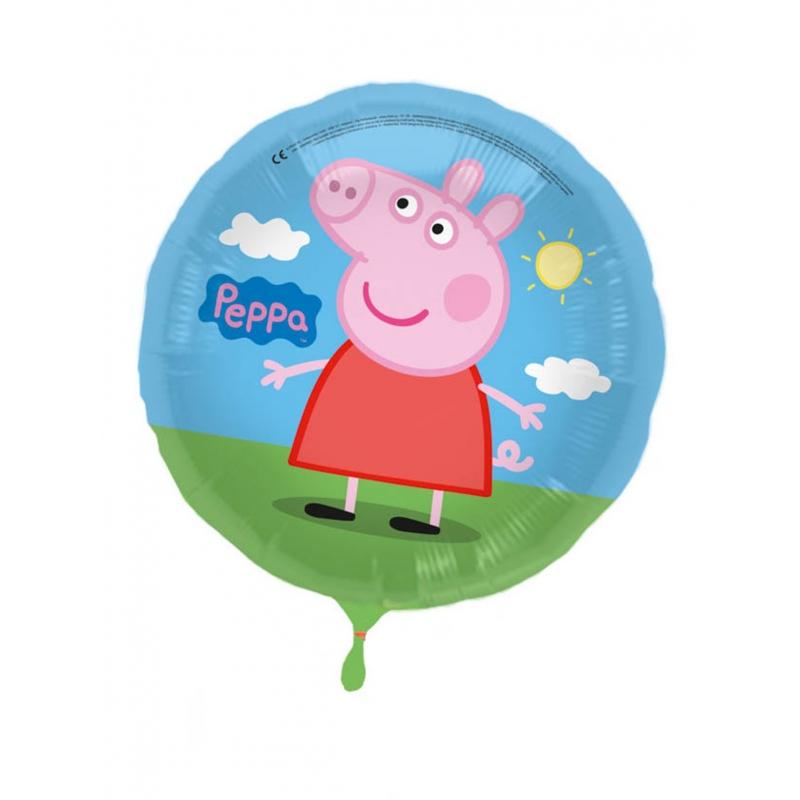 Ballon aluminium Peppa Pig™  cm