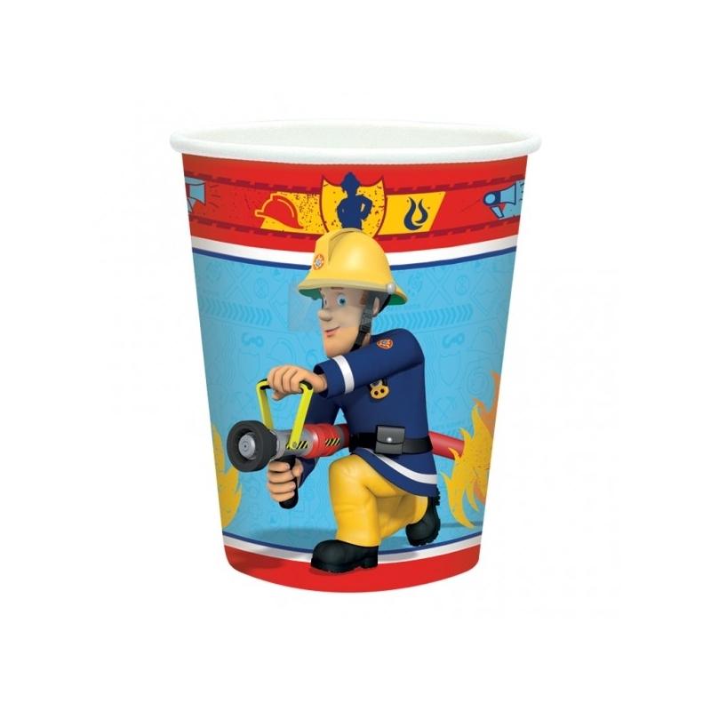 Gobelets Sam le pompier