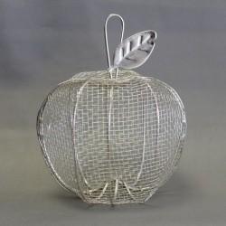 Pomme argentée