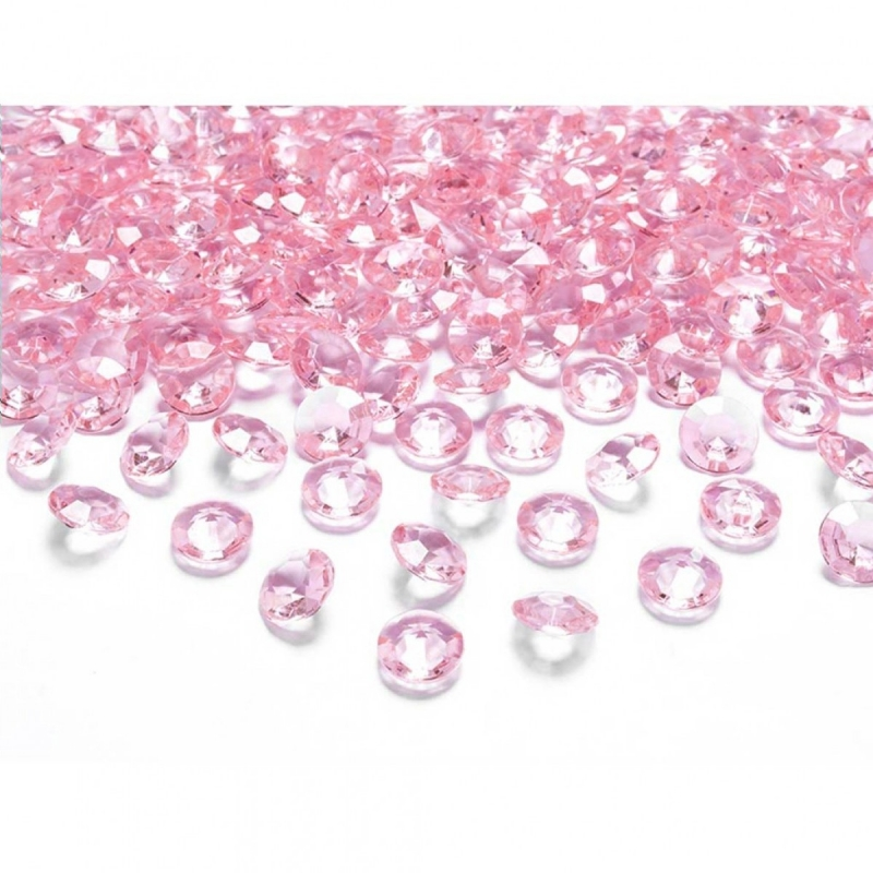 Diamant déco Rose