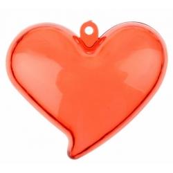 boite coeur rouge