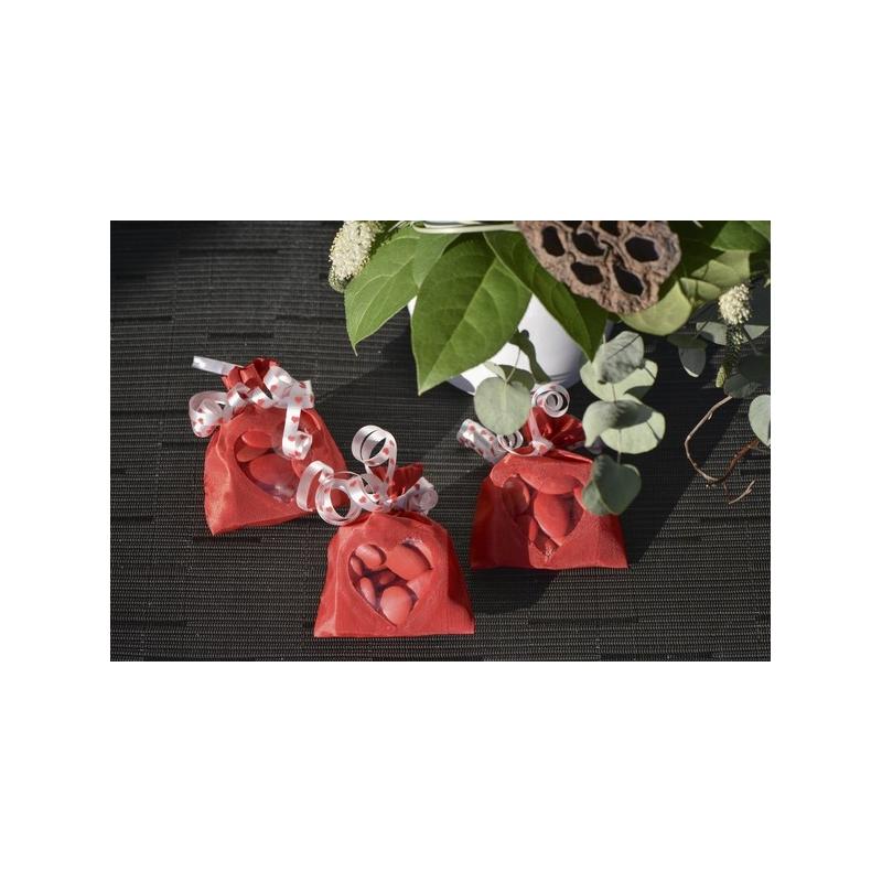 mariage theme rouge