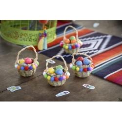 Petit panier Mexique Multicolore