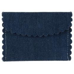 Pochette jean Bleu