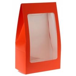 Pochette unie Orange Boîte de  piees