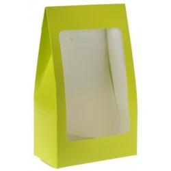 Pochette unie Vert Boîte de  piees