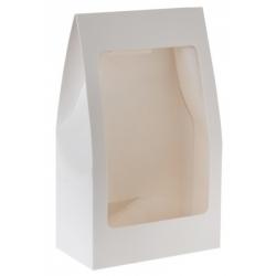 Pochette unie Blanc Boîte de  piees