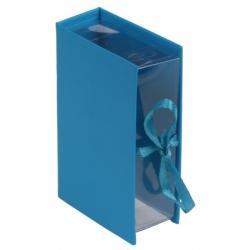 Boîte livre Turquoise Sachet de  piees