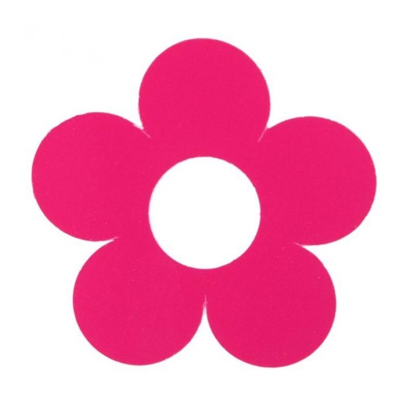 Marque-place fleur