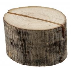 Marque place en bois (x 2)