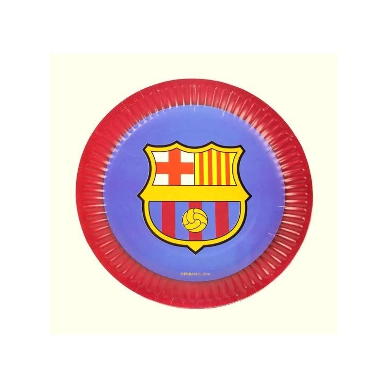 assiette barcelone