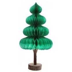 Sapin de Noël vert