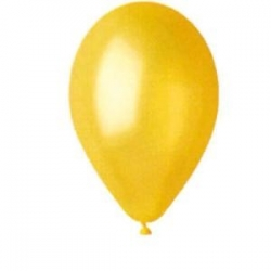 Ballon nacre  or