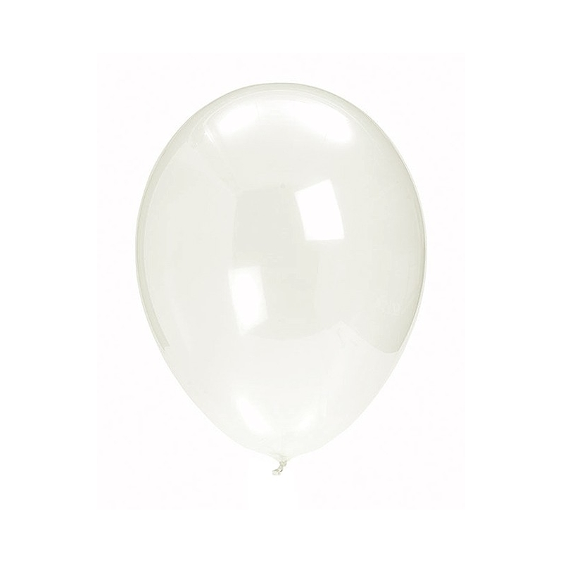 Ballon transparent