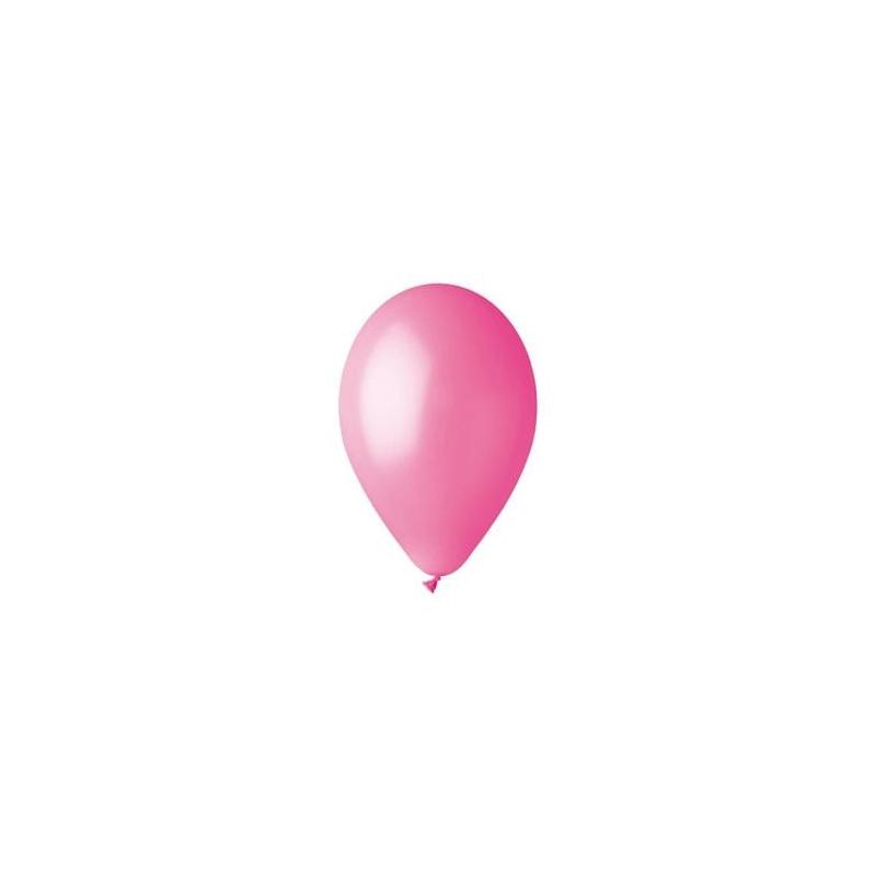 Ballon opale Rose