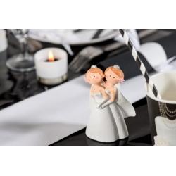 Figurine Mrs & Mrs