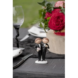 Figurine Mr & Mr