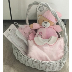 Panier naissance Fille