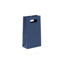 6 Sachets à Goodies Bleu marine