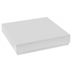 Boîte carrée Blanc (Carton de 25 pièces)