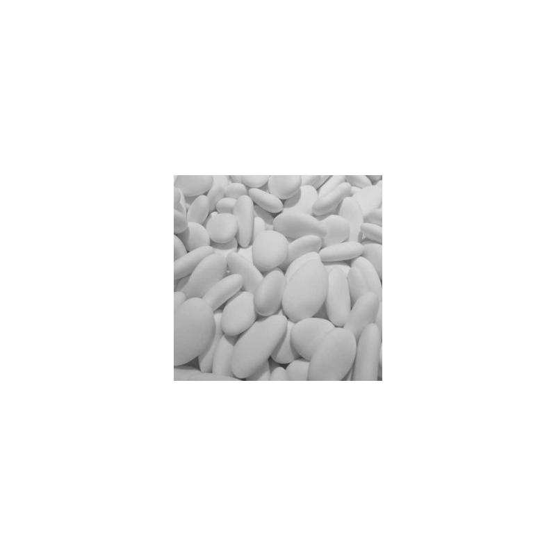 Dragées chocolat blanc 1kg