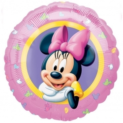 ballon helium minnie