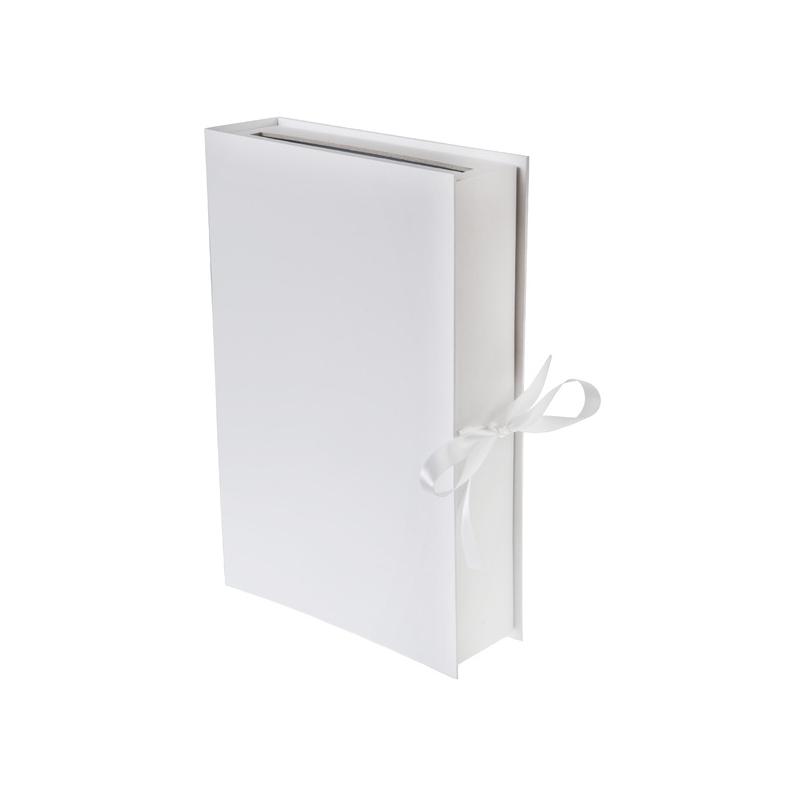 Urne livre blanche