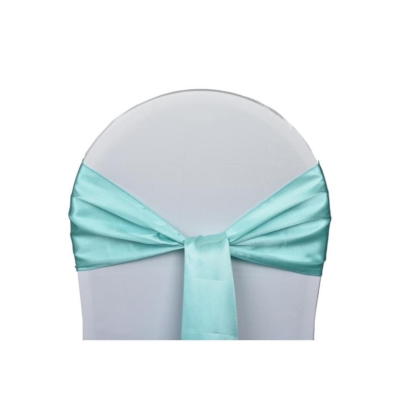 Location Noeuds de chaises Satin-Tiffany