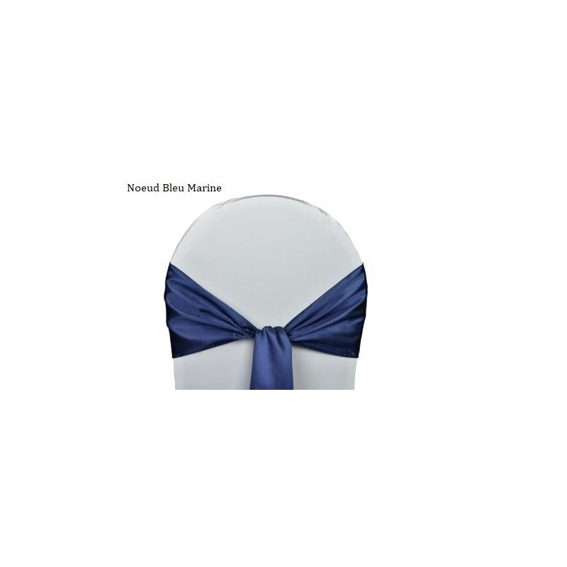 Nœud de chaise Bleu marine