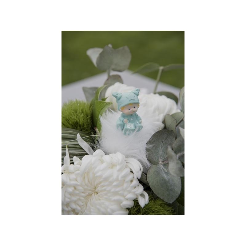 Figurine Baptême ciel