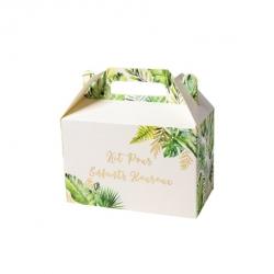 boites enfants heureux tropical