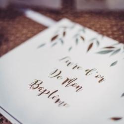 livre d'or de mon baptême papier