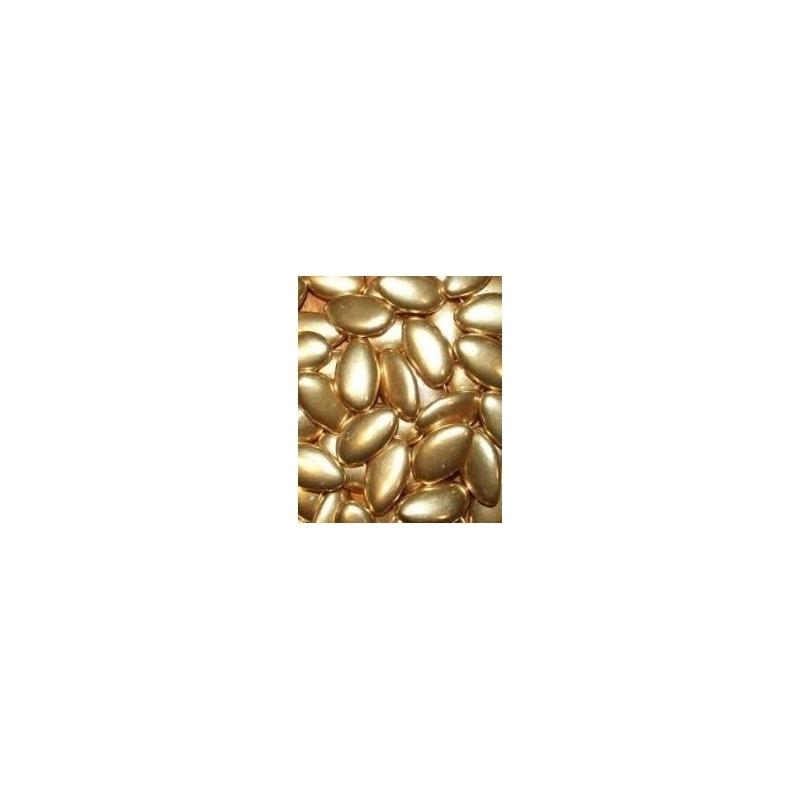 Dragées chocolat dorées - 500gr