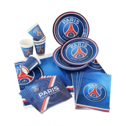 Kit Anniversaire football PSG  piees