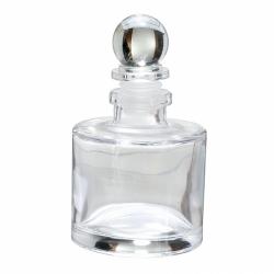 Pot à dragées verre cylindrique 50 ml