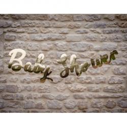 Guirlande Baby shower