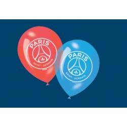 11 ballons PSG imprimés 23cm