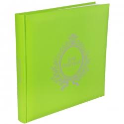 Livre d'or Just married vert