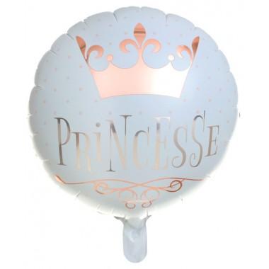 Ballon Alu Princesse