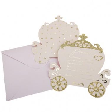 invitations princesse