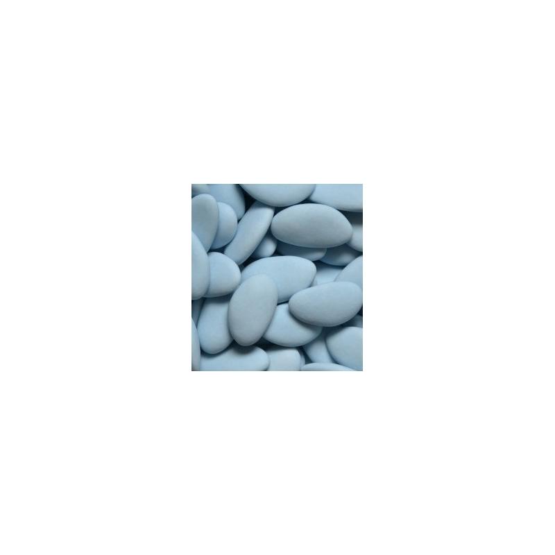 dragées fines bleu 20% Amandes