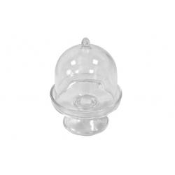 Mini cloche transparente