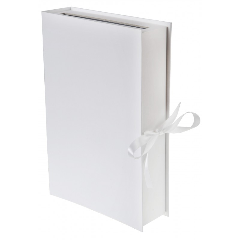 tirelire livre blanc